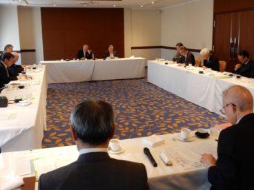 第12回常任幹事会