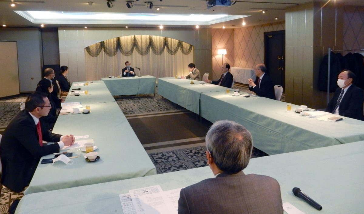 第1回国際活動委員会