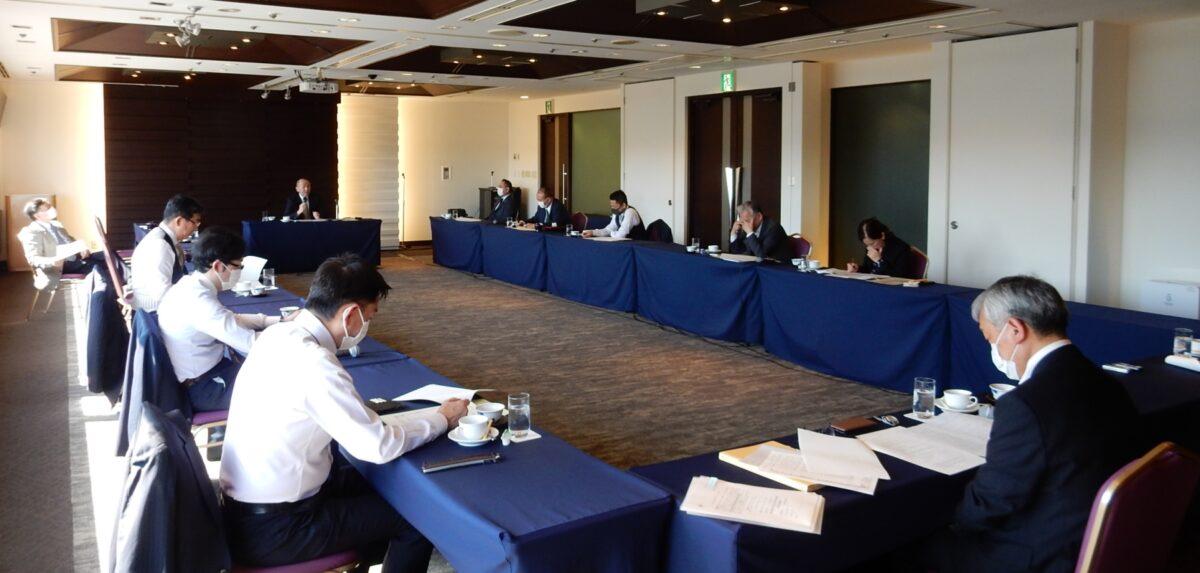 第12回総務企画委員会